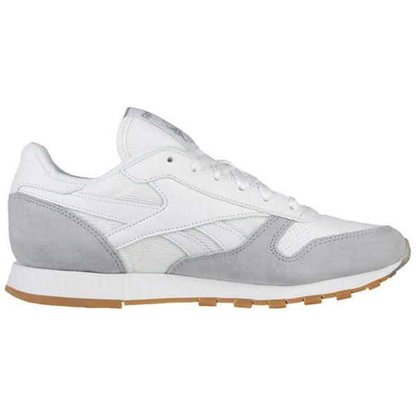 dc342015a28d0 Skórzane buty sportowe w kolorze białym - Białe obuwie sportowe ...
