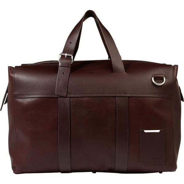 ea0d00d992f10 KIOMI Torba weekendowa dark chocolate - Brązowe torby podróżne marki ...