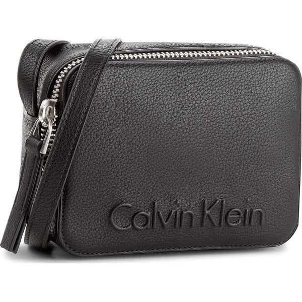 6be8b4e0e1004 Torebka CALVIN KLEIN BLACK LABEL - Edge Small Crossbody K60K604004 ...