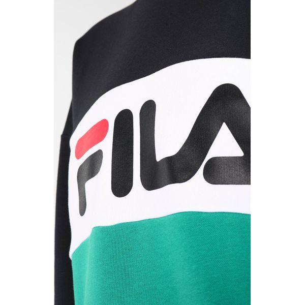 Fila CREW LEAH Bluza blackbright whiteshady glade
