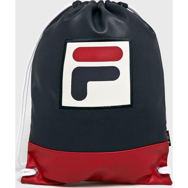 c0b55d0f0337a Fila - Plecak - Plecaki marki Fila. W wyprzedaży za 99.90 zł ...