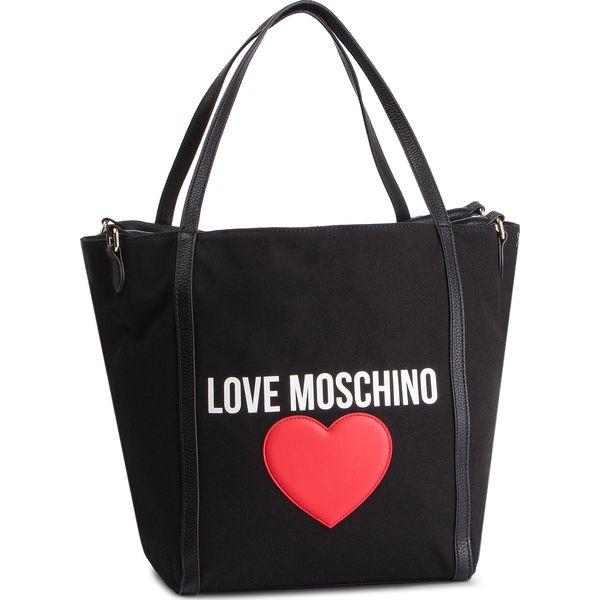 3aa451aa2a932 Shopper marki Love Moschino - Sklep Zwierciadlo.pl