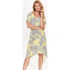 2dd17e0ab3f2 Sukienki letnie w kwiaty midi - Sukienki - Kolekcja wiosna 2019 ...