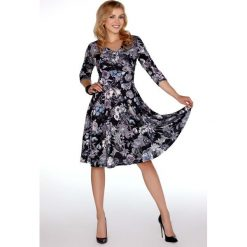 01cd723f59 Eleganckie sukienki midi rozkloszowane - Sukienki - Kolekcja wiosna ...