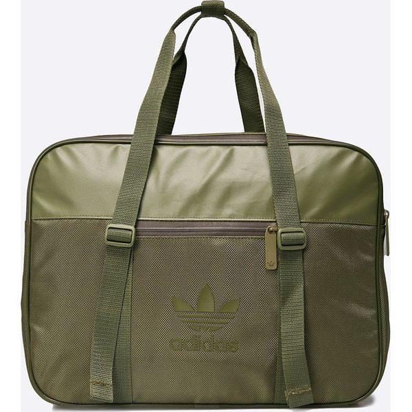 70710c8fd1fae adidas Originals - Torba - Szare torby na ramię marki Adidas ...