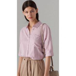 997a38f1b500ac Koszula z krótkimi rękawami - Różowy. Koszule Mohito. Za 79.99 zł.