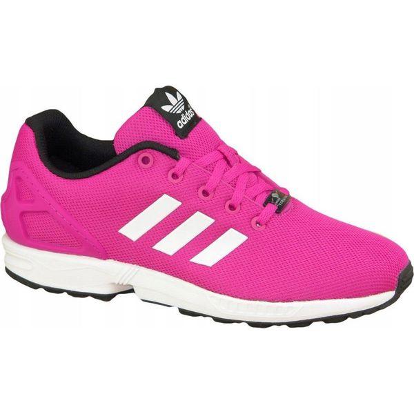 szczegółowe zdjęcia sklep dyskontowy fabrycznie autentyczne Adidas Buty damskie ZX Flux K różowe r. 36 2/3 (S74952)