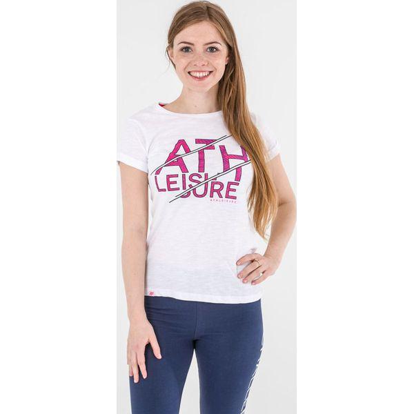 1a27ca2b4 4f Koszulka damska biały r. S (H4L17-TSD015) - Koszulki sportowe 4f ...