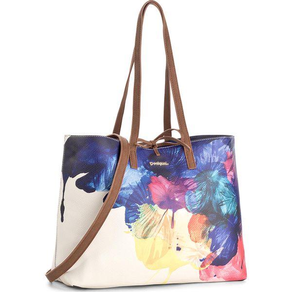856d58eb23e46 Torebka DESIGUAL - 18SAXP46 5000 - Szare torebki klasyczne marki ...