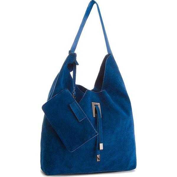 0b4027e6f8d15 Torebka CREOLE - K10524 Granat - Shopper marki Creole. Za 149.00 zł ...
