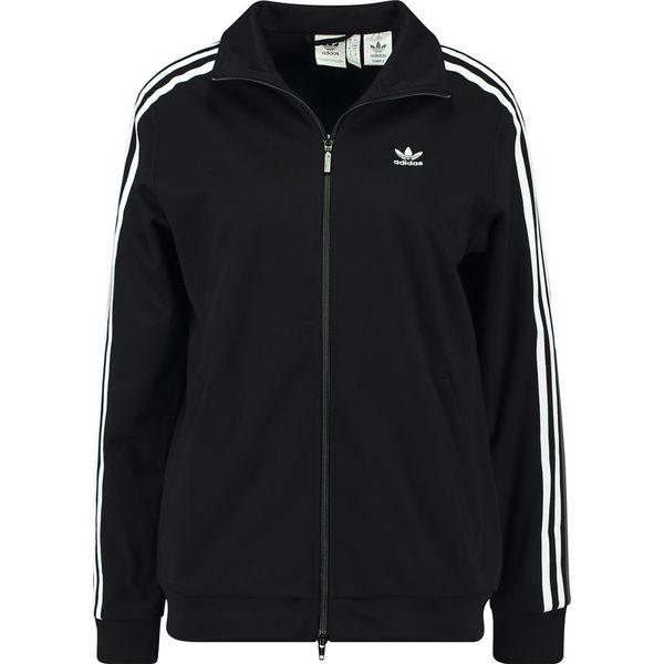 894a6a2f5bc7c adidas Originals ADICOLOR CONTEMP Kurtka sportowa black - Czarne ...
