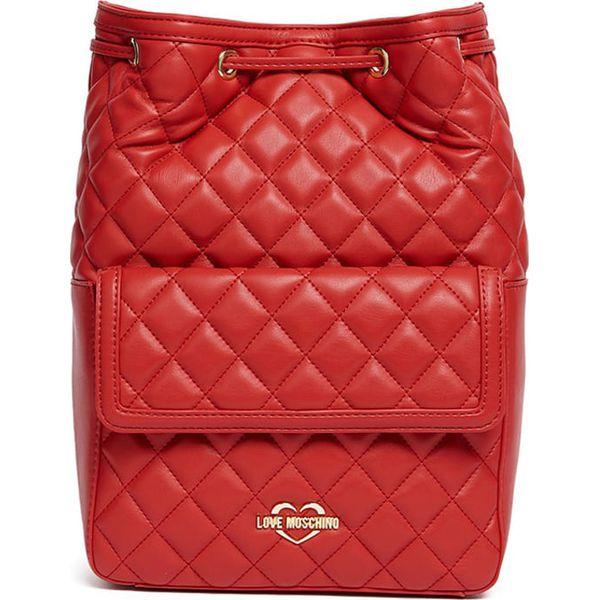 5bba622fa3007 Plecak w kolorze czerwonym - (S)22 x (W)33 x (G)10 cm - Czerwone ...
