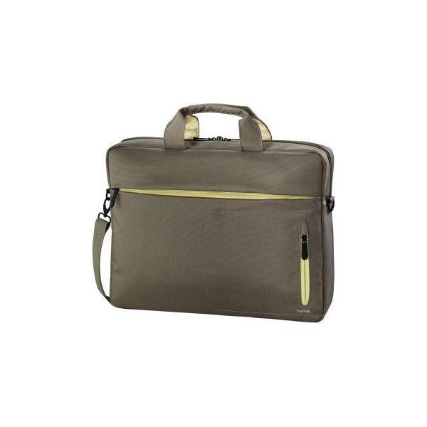 c8de61c7231e7 Torba do laptopa Samsonite Marseille Style 15.6 brązowa żółta ...