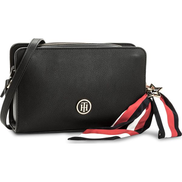 c1a0d85395e92 Torebka TOMMY HILFIGER - Charming Tommy Crossover AW0AW05126 002 ...