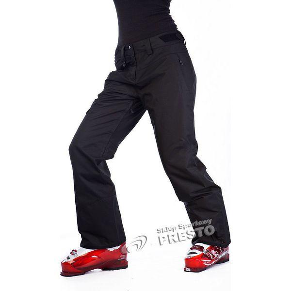 88e45e95e98f03 Salomon Spodnie narciarskie damskie Sashay Salomon Black roz. L ...