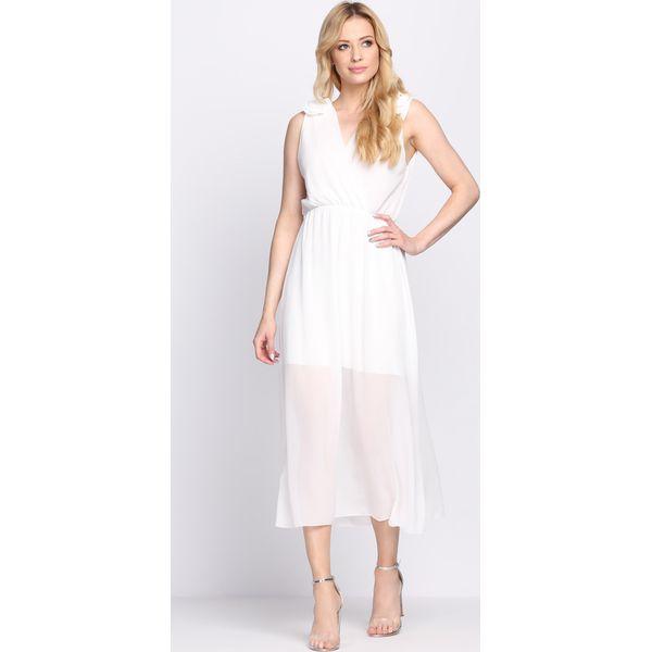 1c8cfa97d4 Biała Sukienka Supernatural - Białe sukienki marki Born2be