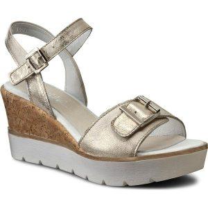 fd323ab74219d Sandały SIMEN - 0475 K.Złoto. Sandały marki Simen. W wyprzedaży za 179.00