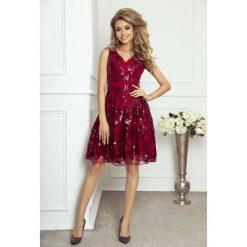 45bbdd628c Sukienka na wesele rozkloszowana z tiulem - Sukienki - Kolekcja ...