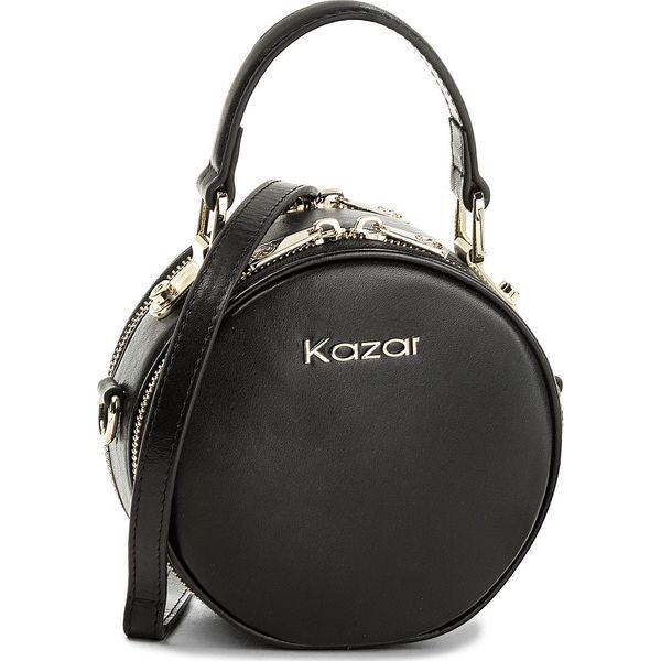 a53ddcfd Torebka KAZAR - Sicilia 32522-01-00 Czarny - Czarne torebki ...
