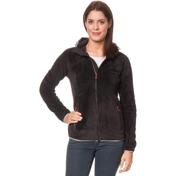 e1a2b65c5f Bluza polarowa w kolorze czarnym - Czarne bluzy marki CMP