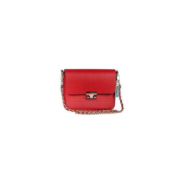 d39cc55a851f9 Torba Lulu Bag Red - Czerwone torebki klasyczne marki Doubleu bag ...
