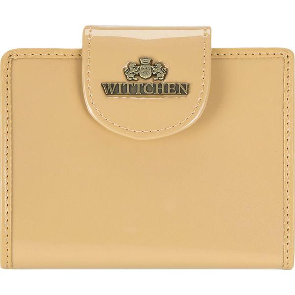 8a3daa4e1fad9 Portfel 25-1-362-C - Żółte torebki klasyczne marki Wittchen. Za ...