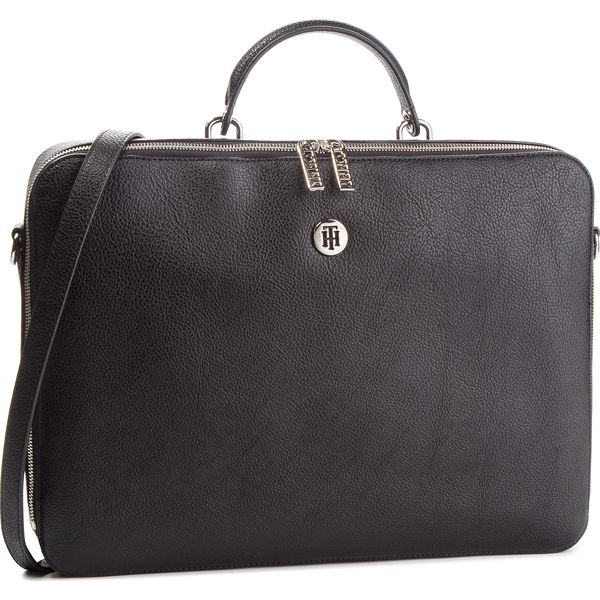 fe46efb7fe93e Torba na laptopa TOMMY HILFIGER - Core Laptop Bag AW0AW05826 002 ...