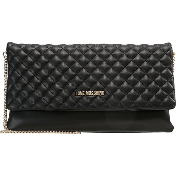 deef5934d7d5a Love Moschino QUILTED POCHETTE Torba na ramię nero - Torby na ramię ...