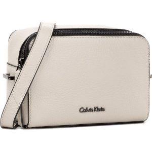 1f6b81a19c43f Brązowe torebki marki Calvin Klein Black Label - Sklep Zwierciadlo.pl
