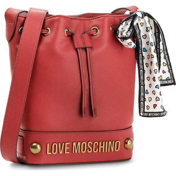 a2320effafbb0 Torebka LOVE MOSCHINO - JC4349PP05K60500 Rosso - Czerwone torebki ...