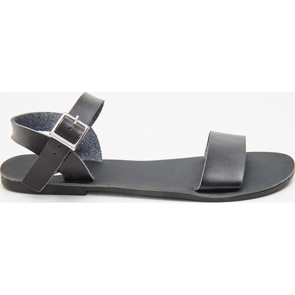 Sandały Czarny