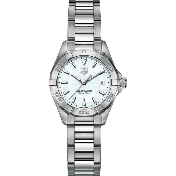 a3cb93296e7a19 PROMOCJA ZEGAREK TAG HEUER AQUARASER LADY - Białe zegarki TAG HEUER ...
