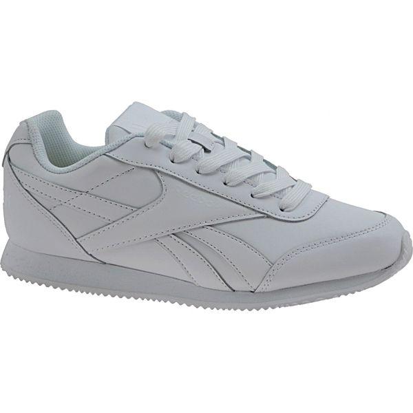98c84a0f Reebok Royal Classic Jogger 2.0 V70492 - Białe obuwie sportowe marki ...