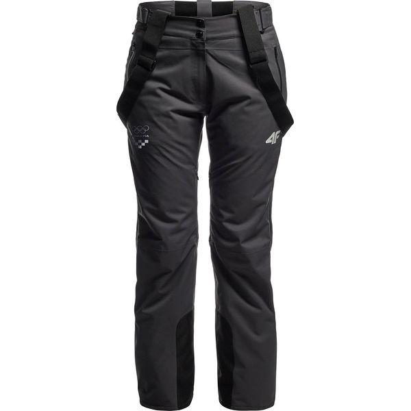 b9dd96280d9b02 Spodnie narciarskie damskie Chorwacja Pyeongchang 2018 SPDN750 ...