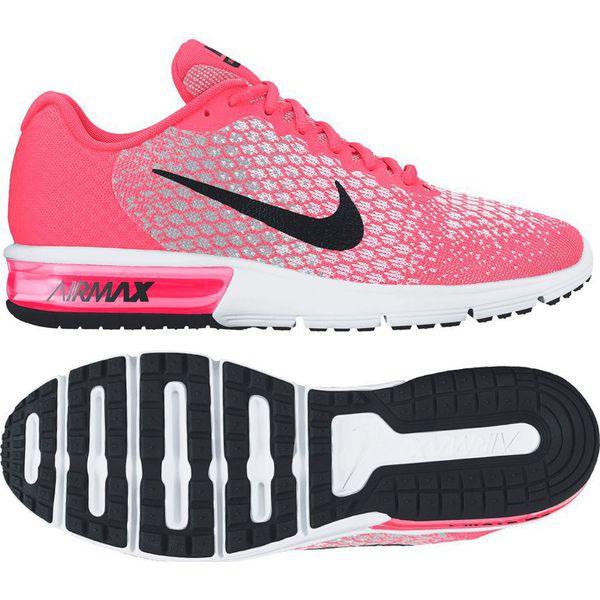 bfe84df2 Nike Buty damskie Air Max Sequent 2 różowe r. 36 1/2 (852465 600 ...