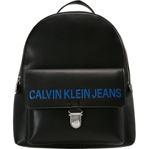04a561881462b Calvin Klein Jeans SCULPTED BACKPACK Plecak black - Plecaki marki ...