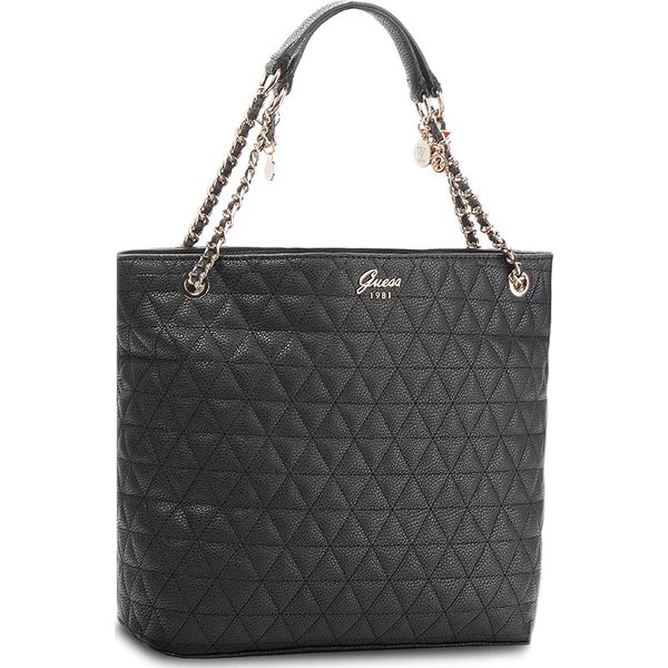 f10c7064beae9 Torebka GUESS - HWVG69 88230 BLA - Czarne torebki klasyczne marki ...