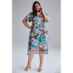 2fb067f3a0 Dlugie sukienki wieczorowe plus size - Sukienki - Kolekcja wiosna ...