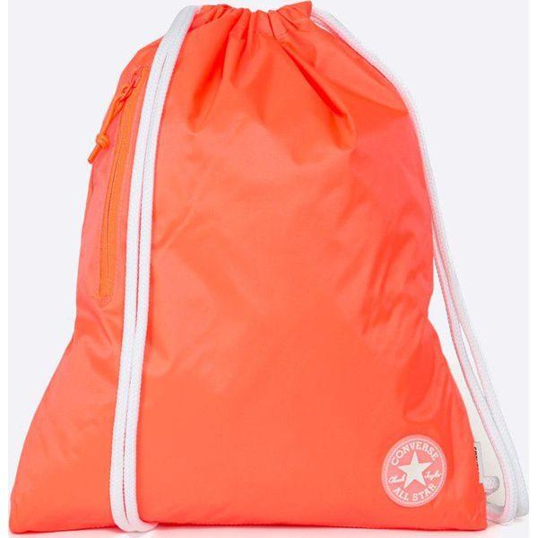f05fbd3e940b6 Converse - Plecak - Pomarańczowe plecaki marki Converse, z materiału ...