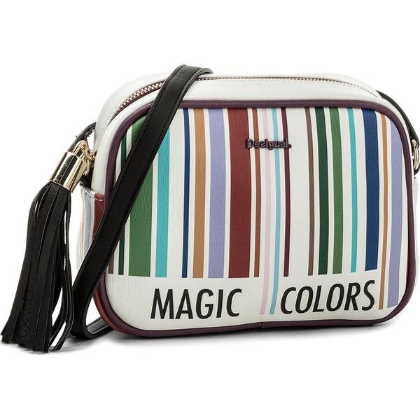 cfec83ac6fda1 Torebka DESIGUAL - 18SAXPEE 1000 - Szare torebki klasyczne marki ...
