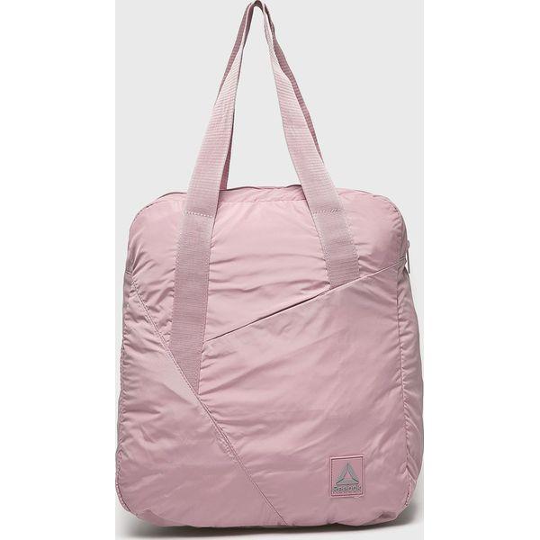 8c55d26417d67 Reebok - Torba - Szare torby na ramię marki Reebok, z materiału ...
