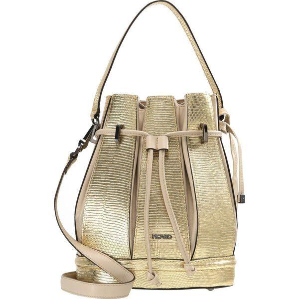 ed8ec09fbbef2 Picard FLASH Torebka gold - Żółte torebki klasyczne marki Picard. Za ...