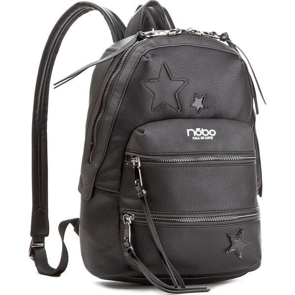 b8ca52ec91f8f Plecak NOBO - NBAG-D4040-C020 Czarny - Czarne plecaki marki Nobo. W ...