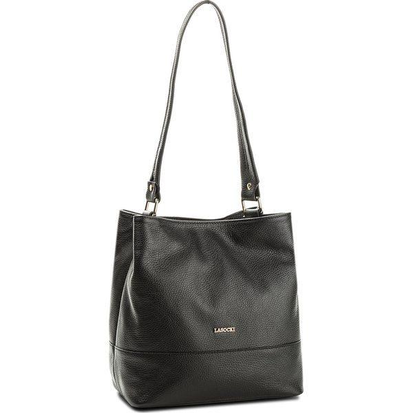 09be28cf20903 Torebka LASOCKI - VS4167 Czarny - Czarne torebki klasyczne marki ...