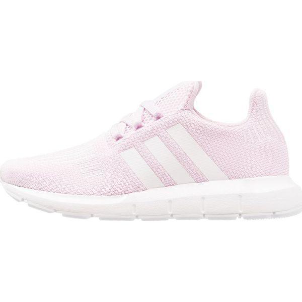 adidas Originals SWIFT RUN EXCLUSIVE Tenisówki i Trampki aero pinkfootwear white