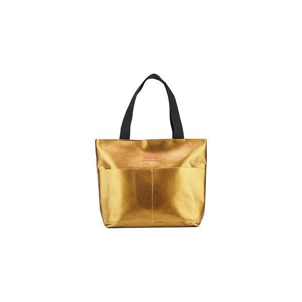 65b22cba1fe10 Duża torba typu shopper Mili City Bag - brązowa - Torebki klasyczne ...